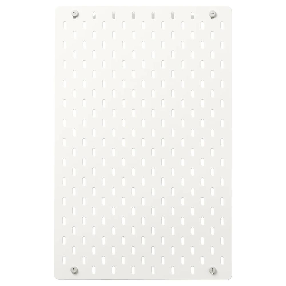 Skadis Lochplatte Weiss Heute Noch Kaufen Ikea Osterreich In 2020 Peg Board Ikea Ikea Pegboard