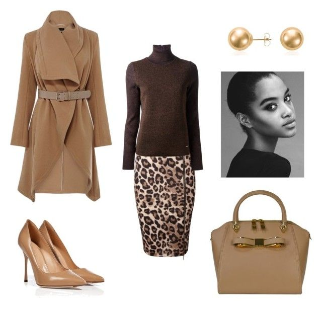 Untitled #198 by kate-tereza on Polyvore featuring Tory Burch, Oasis, Lipsy, Sergio Rossi, Ted Baker and Blue Nile