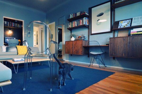 Living Room 來自 typefiend - DECOmyplace 居家誌