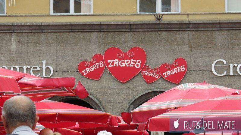 Que Ver En Zagreb La Ciudad Del Millon De Corazones Ruta Del Mate Zagreb Croacia Zagreb Croacia