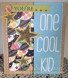 One Cool Kid! - Shellysart