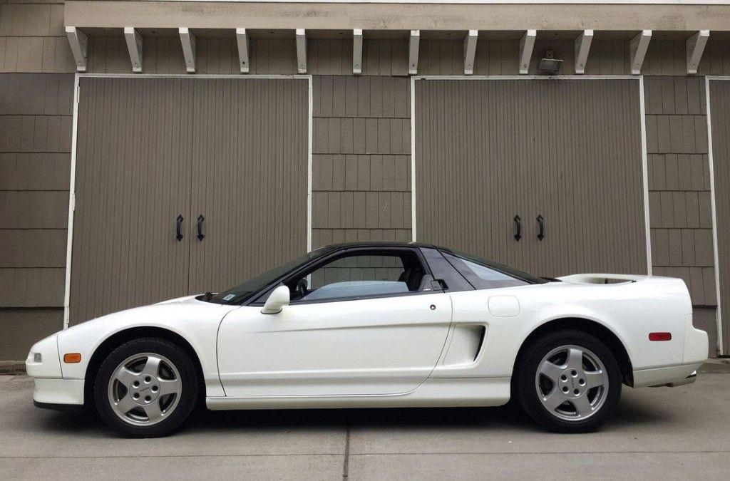 23K-Mile '92 Acura NSX Coupe w/5-Sd | Adrenaline Capsules ...