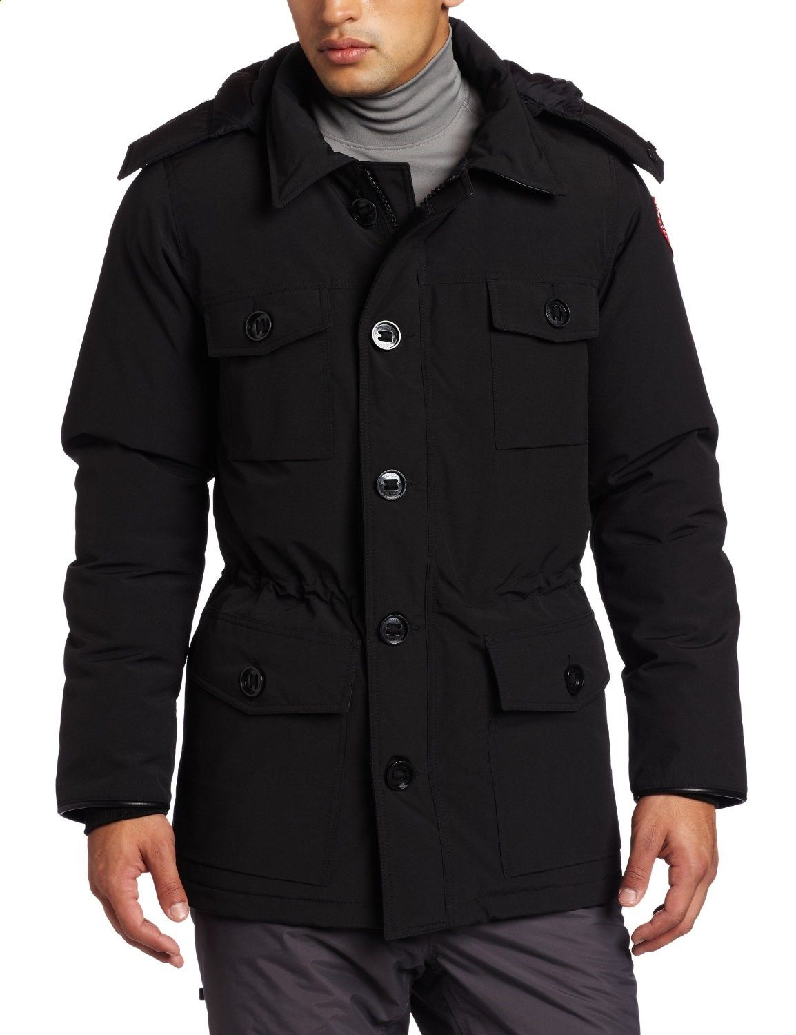 Canada goose jacket winter