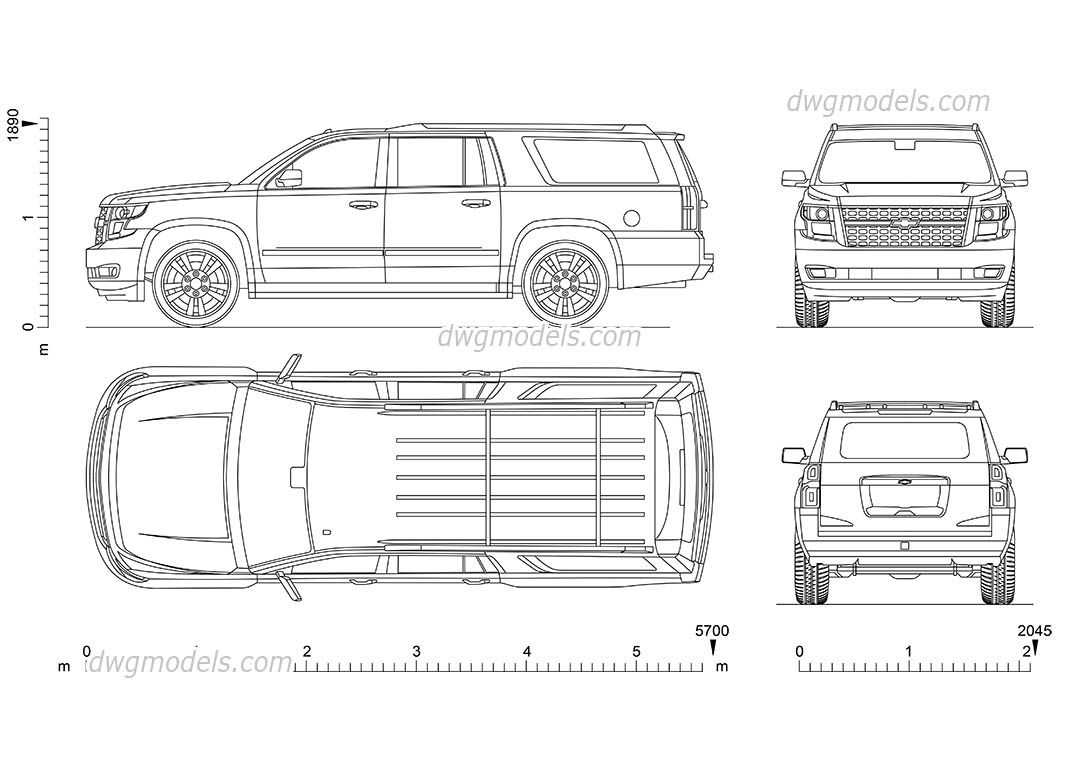 volkswagen amarok 2017 autocad blocks download cad drawings