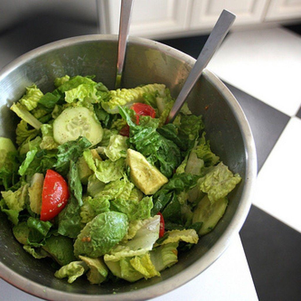 Salad, Green Salad Recipes