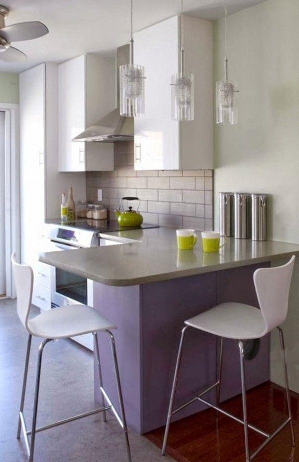 Modern Small Kitchen Ideas 2016