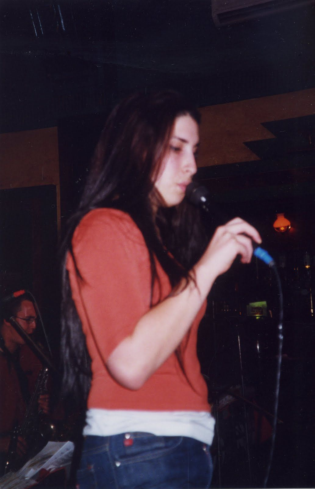 LondonJazz: Amy Winehouse and NYJO - photos and a tribute