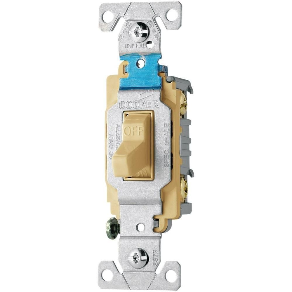 120 Volt Toggle Switch Wiring