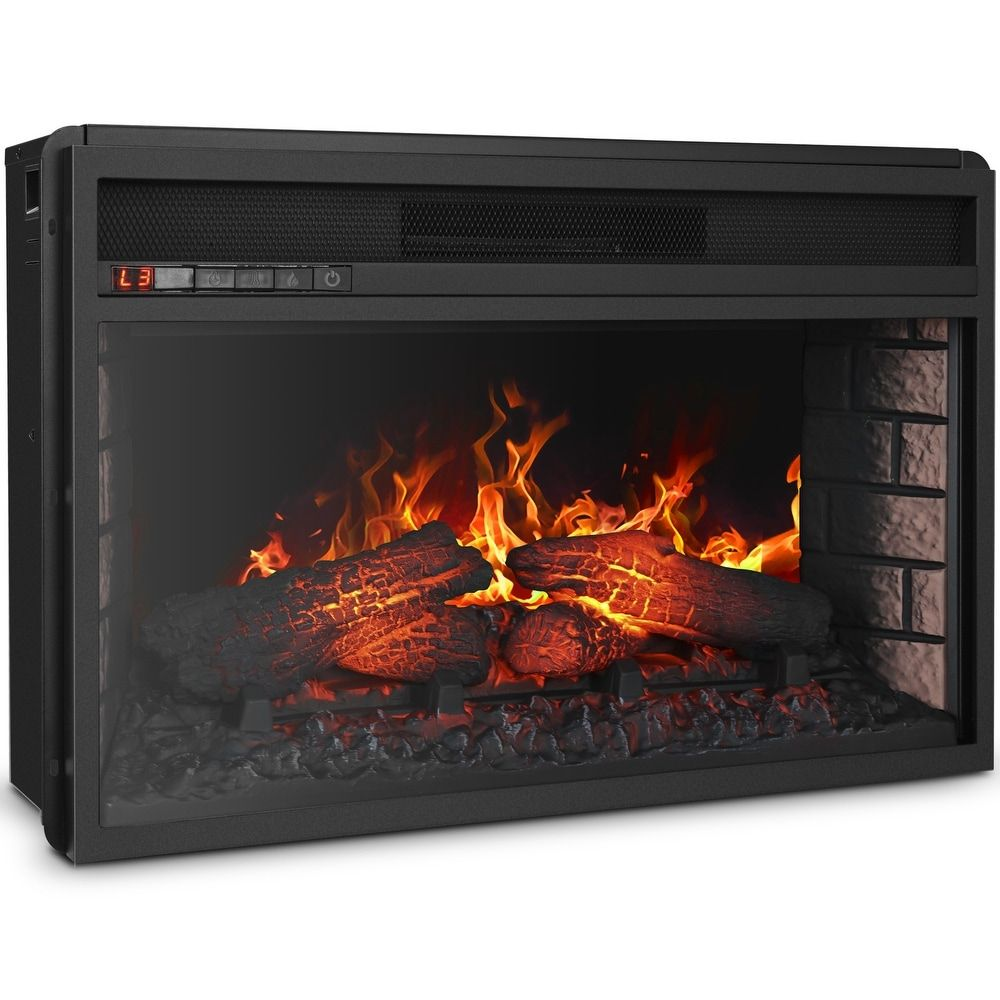 Overstock Com Online Shopping Bedding Furniture Electronics Jewelry Clothing More In 2020 Fireplace Inserts Electric Fireplace Insert Electric Fireplace