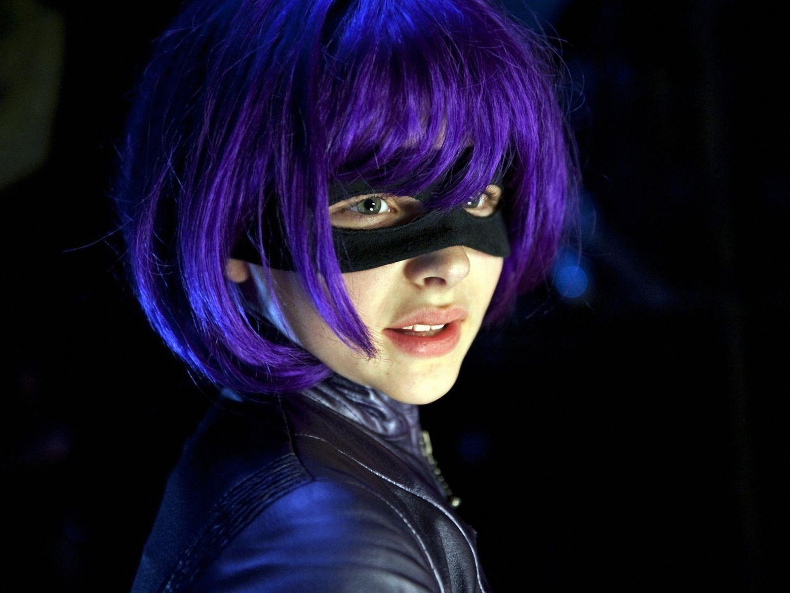 Chloe Grace Moretz Is Hit Girl Femmes People ヒット ガール と