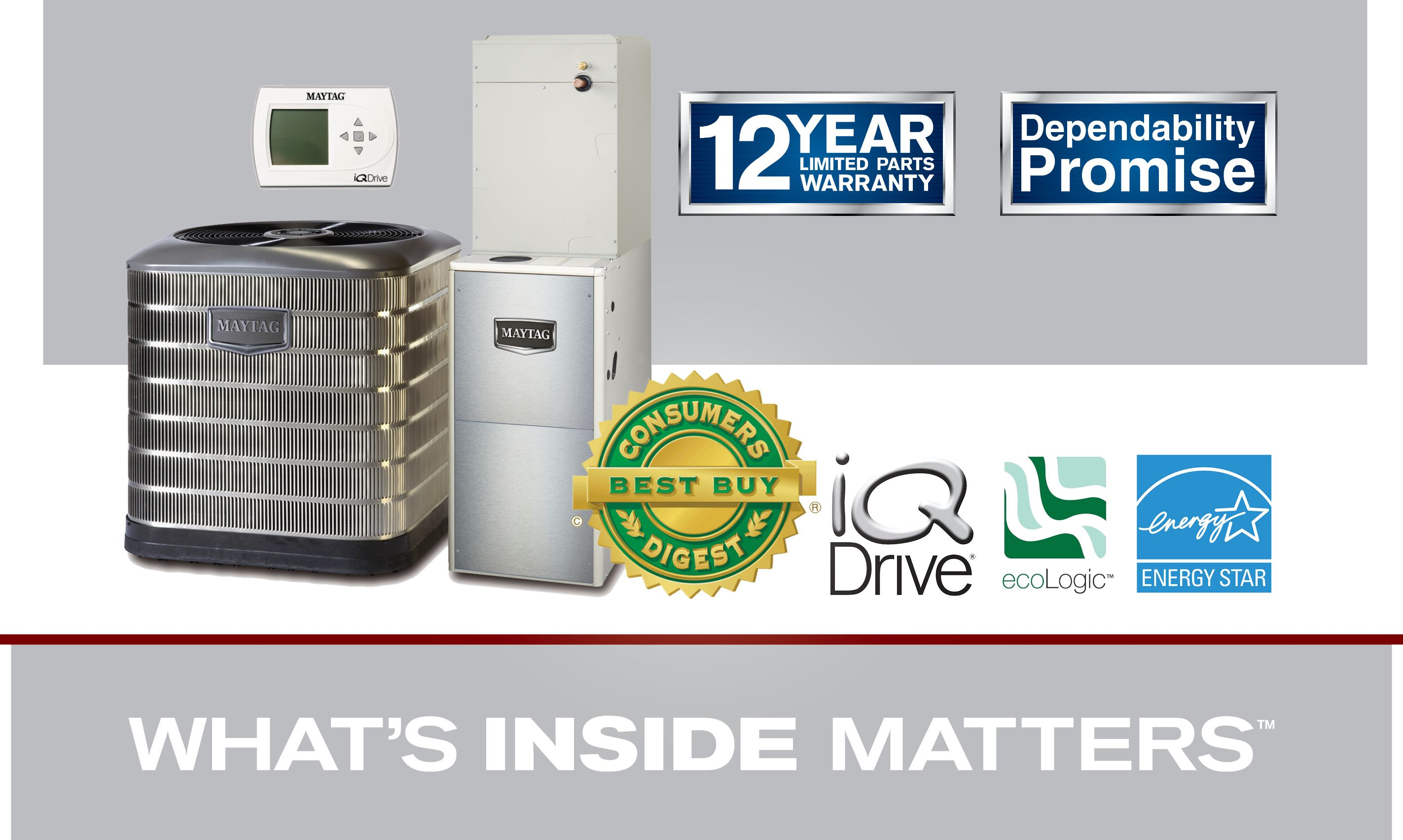 2j Supply Is Proud To Feature The Maytag Line Of Heating And