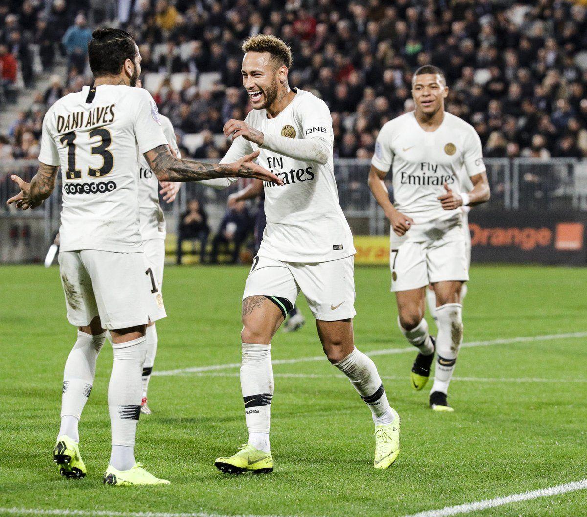 Bordeaux vs PSG 22 Highlights & Goals 2.12.2018