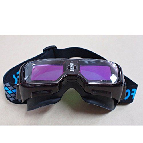 Servore Auto Shade Darkening Welding Goggle Arc-513 Arc513 Shield Worlds First Tig ARC-513 SHIELD