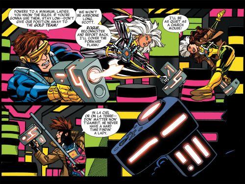 X-Men '92 #01 (2015)