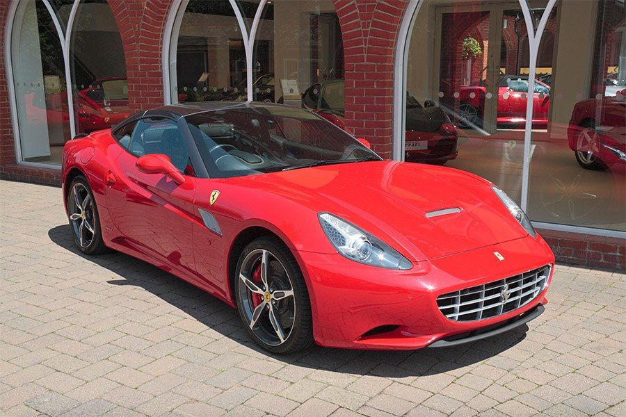Dream Cars For Rent In Cities Around The World Ferrari California Dream Cars Car