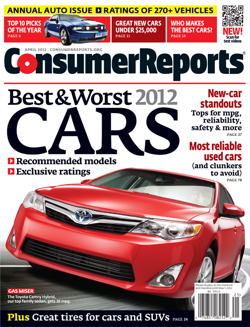 Consumer Reports Magazine (With images) Consumer reports