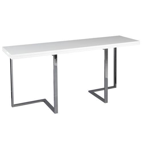 Console Extensible En Table De Repas Elau Alinea Dim 160x45