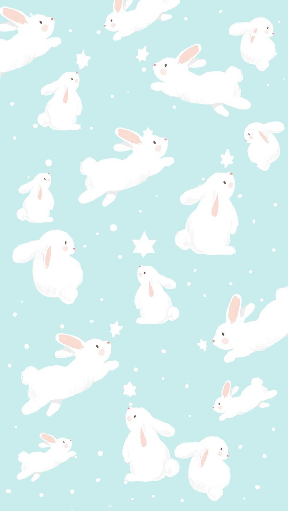 Bunnies 🐇 uploaded by @MarvelousGirl94 on We Heart It