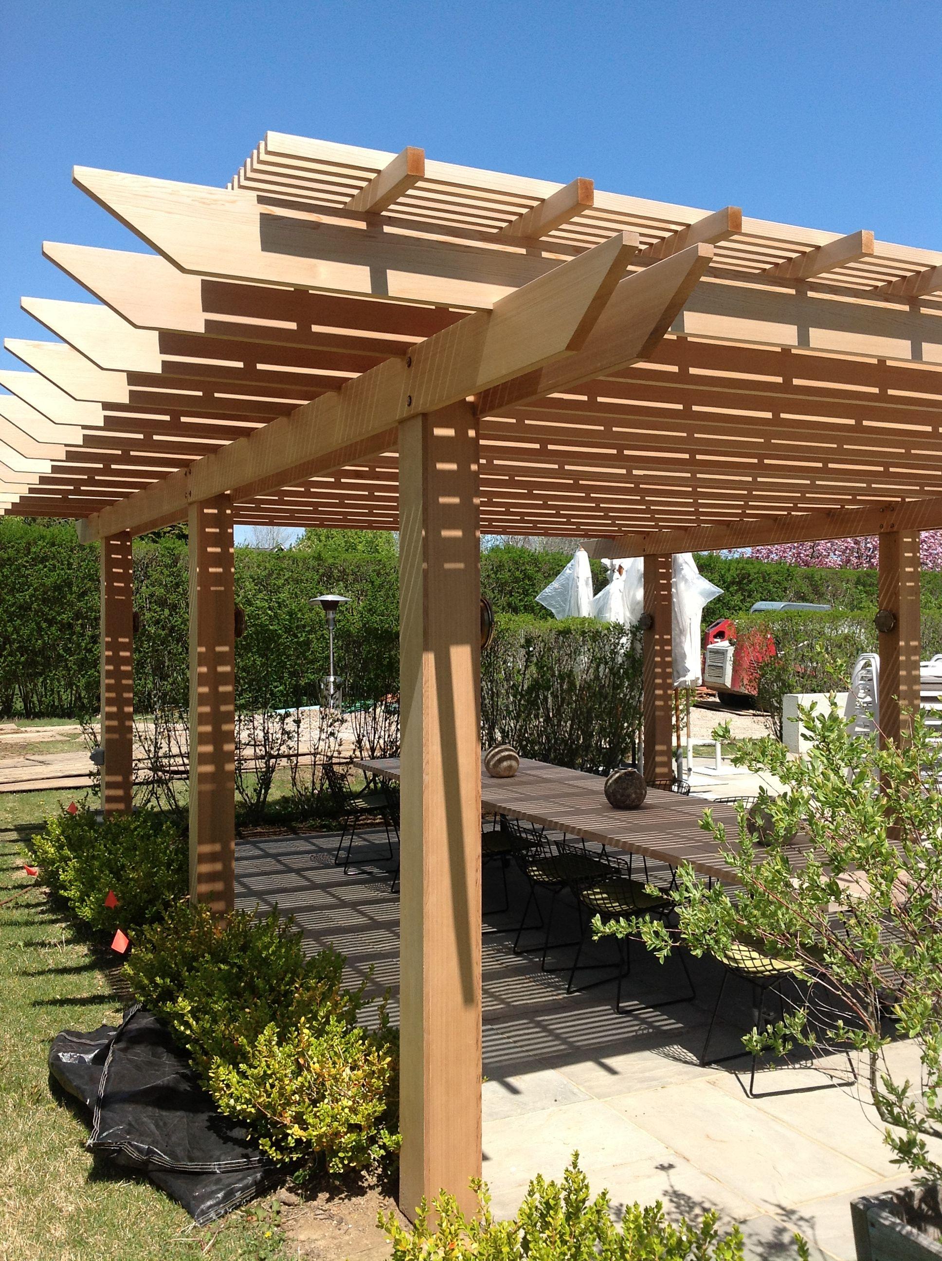 Joe D Urso Pergola Pergola Backyard Outdoor Structures
