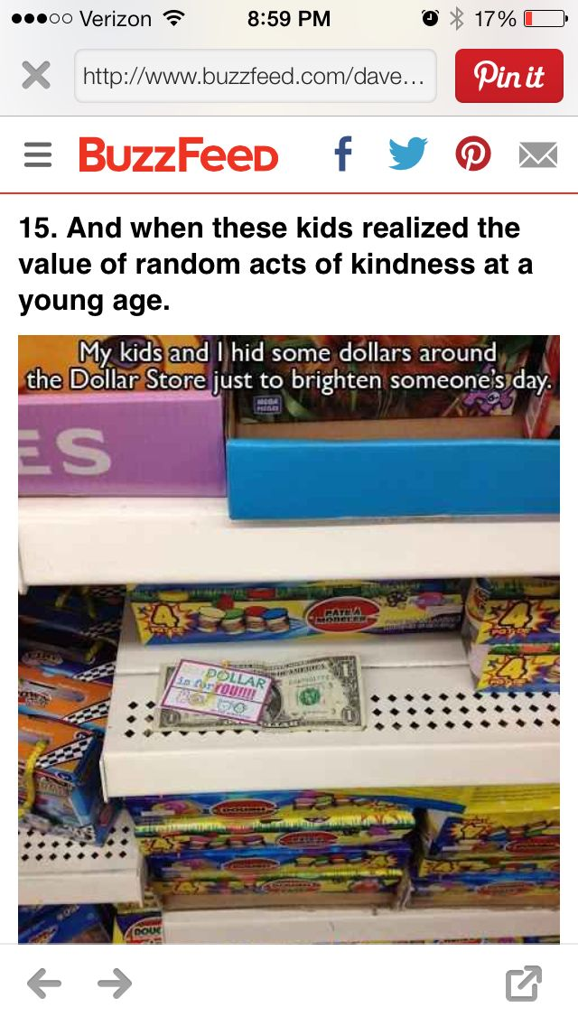 value of humanity and kindness