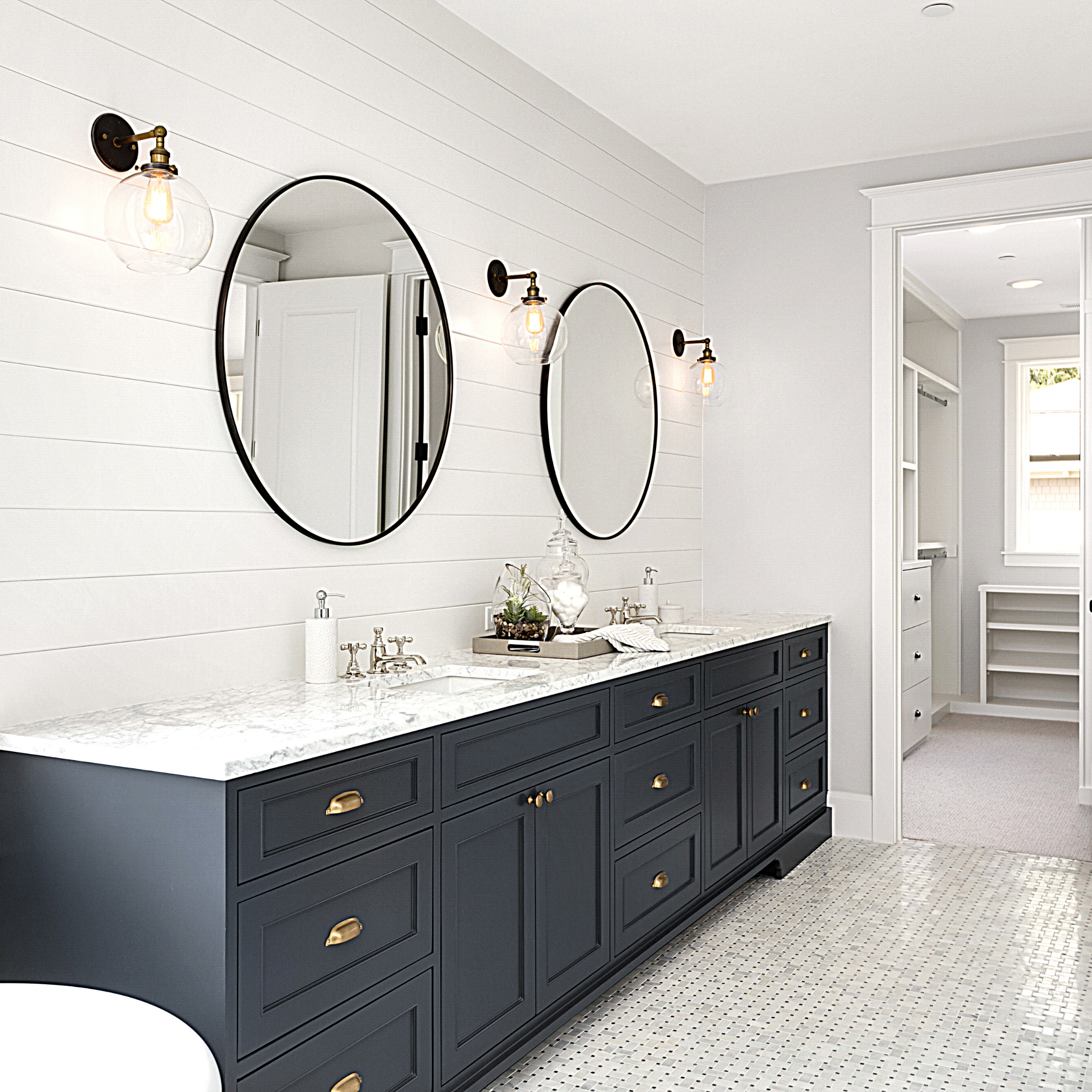 What does your dream bathroom look like? . . . . . #homeinspo #homeinspiration #homedesign #howyouhome #follow #homedecor #homesweethome #mydiyhome #homedesigning #homedecoration #homeideas #homeimprovement #homestyling #hometrends #instahome #thehomemag #TheHomeMagUt #utahhomemag #supportsmall #supportutah #utahlocalbusiness