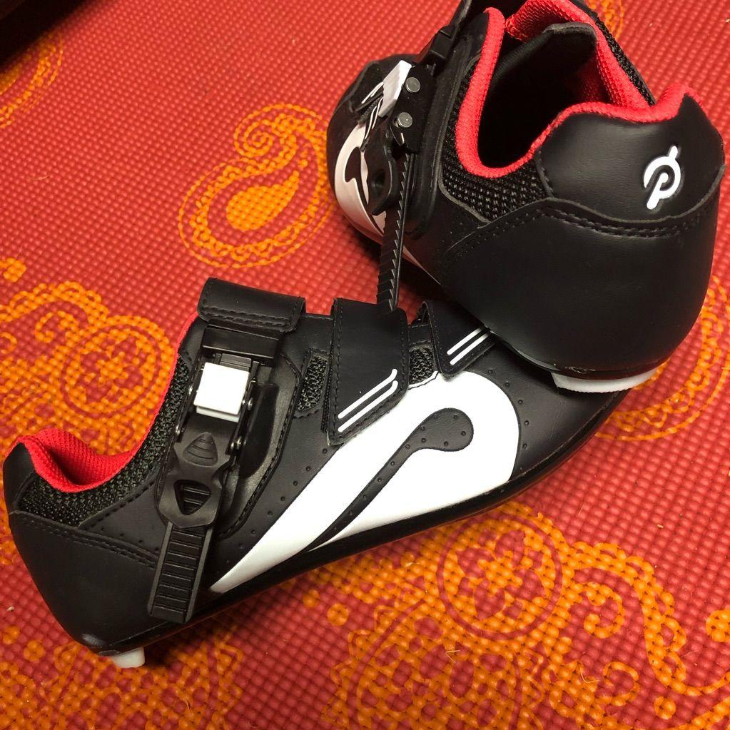 Peloton shoes peloton cycling shoes color black