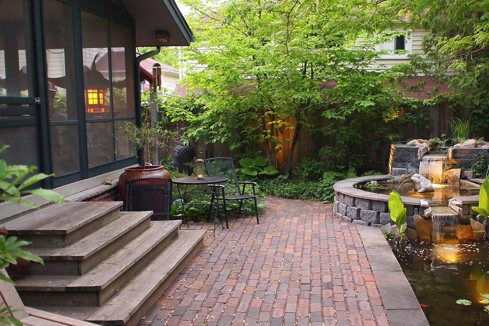 Pin by Carly Shepherd on Vườn Concrete patio makeover