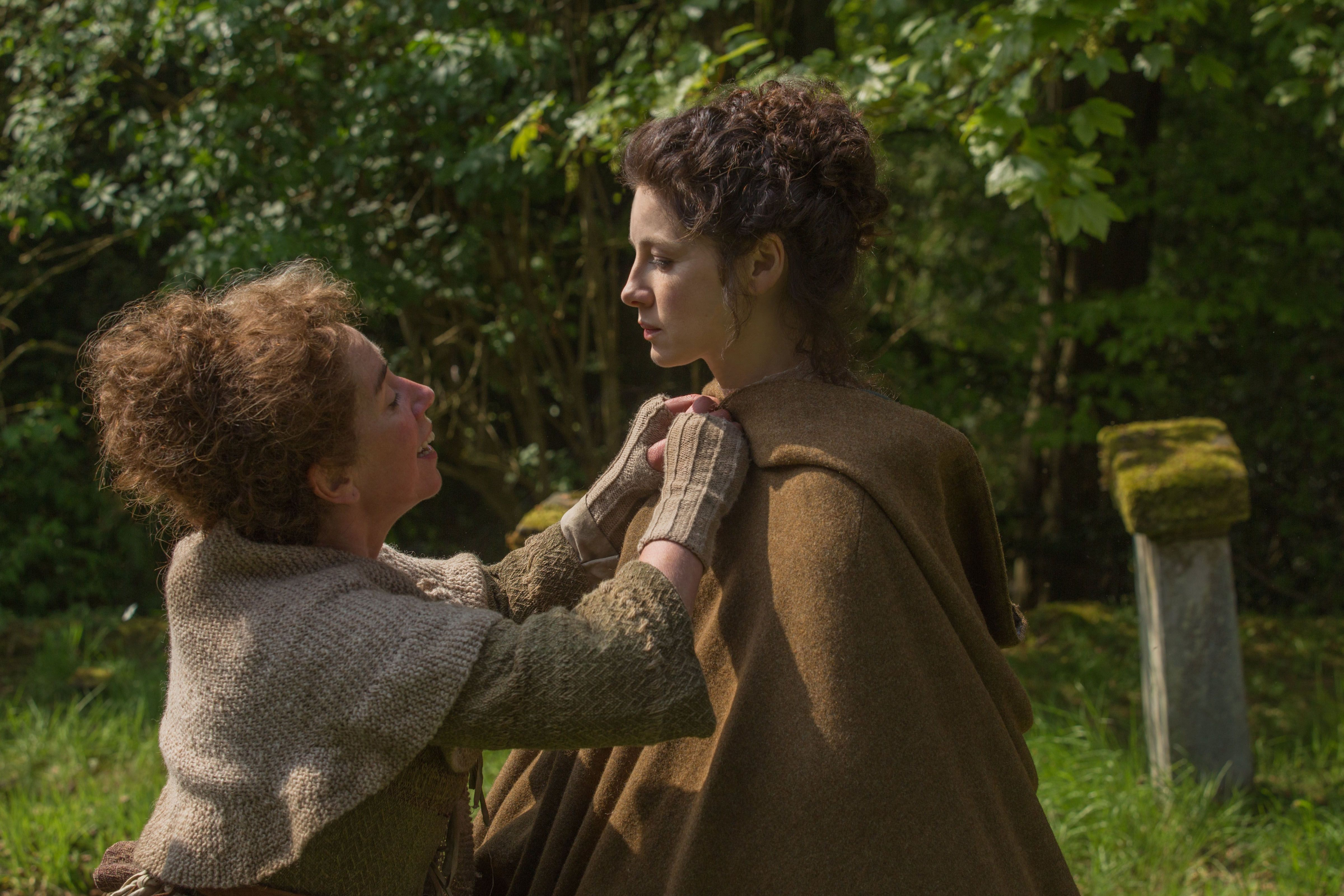 "Outlander ""The Wedding"" S1EP7"