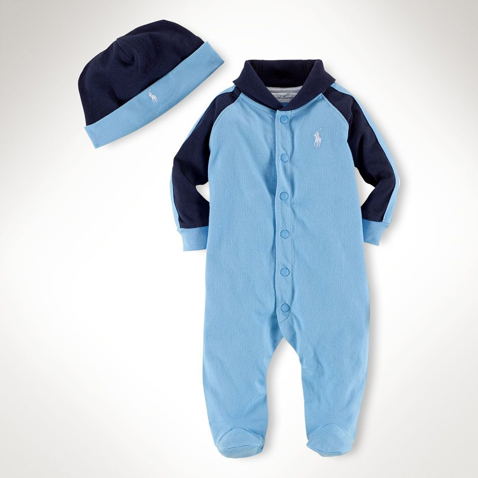 Coverall gift box set boy coveralls set outfits baby