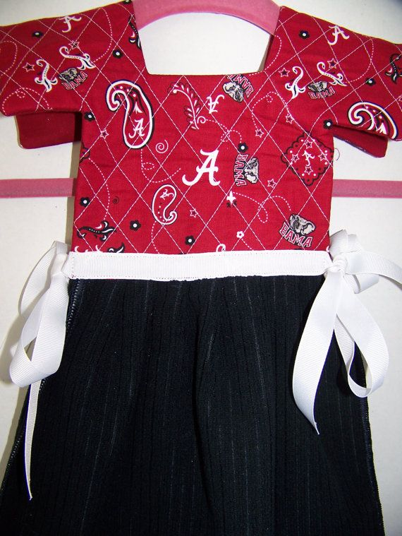 University of Alabama Quilted Oven Door by cathywallacedesign, $13.95