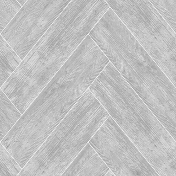 Graham Brown Herringbone Wood Dark Grey Vinyl Strippable Wallpaper Covers 56 Sq Ft 32 611 The Home Depot Gray Wood Tile Flooring Grey Wood Tile Herringbone Wood