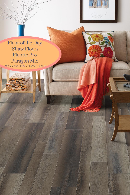 Shaw Floors Floorte Paragon Mix Lvt Flooroftheday
