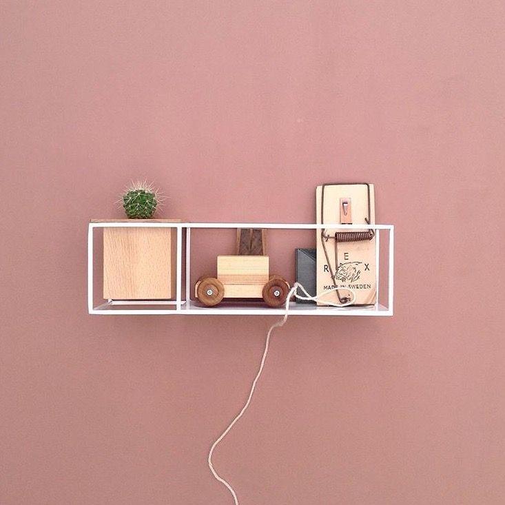 Prateleira Cubista | Storehouse Home Decor
