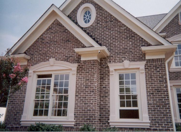 Exterior Stucco Trim 21 best stucco window mouldings images on pinterest | exterior