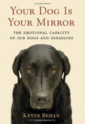 Your Dog Is Your Mirror: The Emotional Capacity of Our Dogs and Ourselves by Kevin Behan, http://www.amazon.com/dp/1577316967/ref=cm_sw_r_pi_dp_UreOqb0R4C0VQ