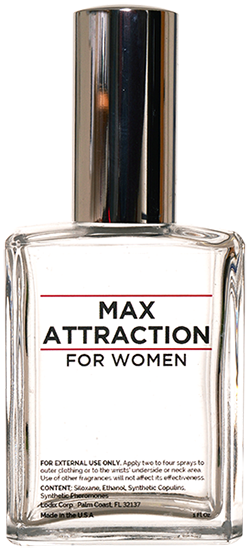Sexual attraction perfume