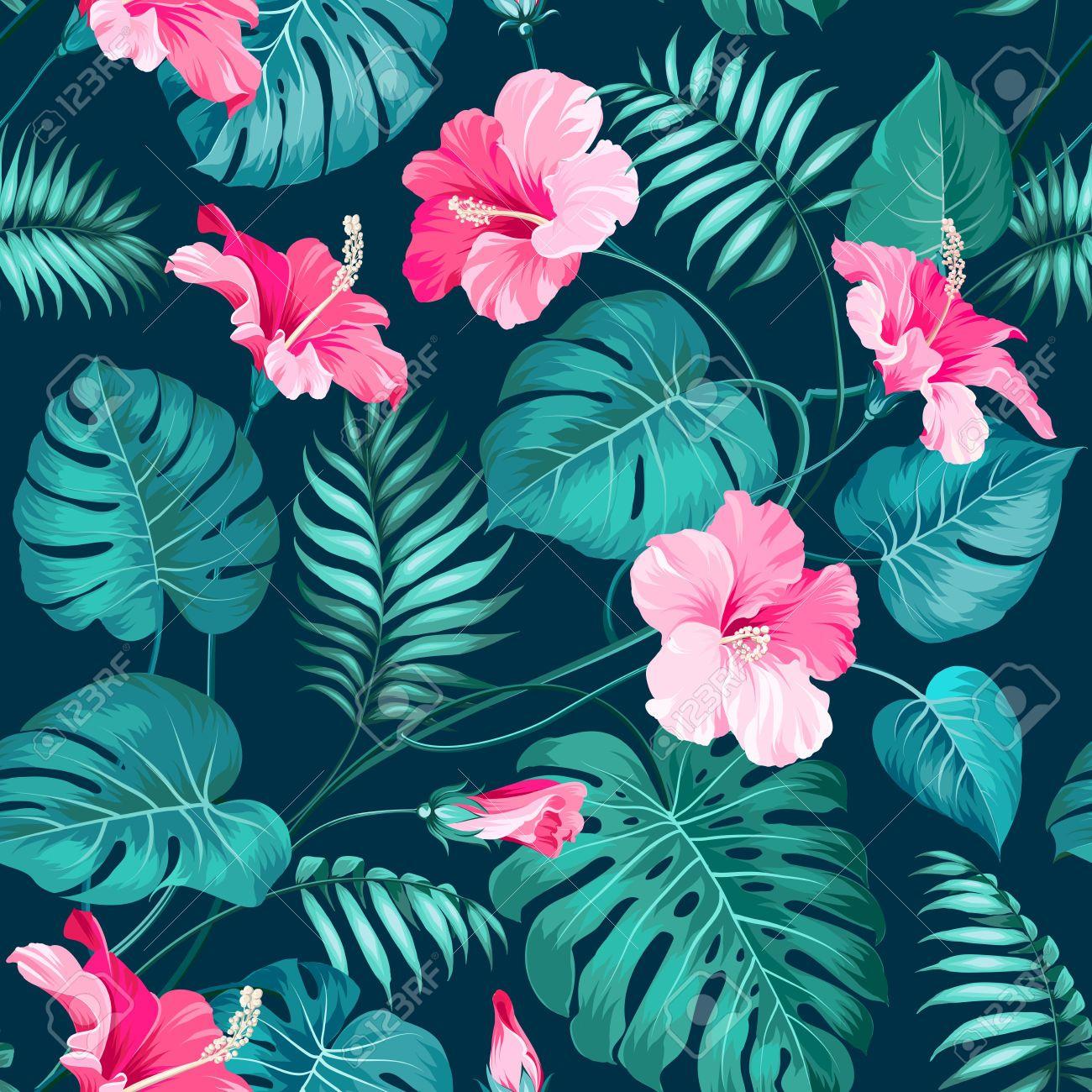 The Gallery For --> Hawaiian Shirt Pattern Wallpaper