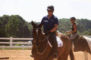 Profile On: Trisha Dingle, Race2Ring Equine Rehab