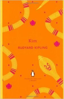 Kim by Rudyard Kipling (March 2016) Image from: http://ecx.images-amazon.com/images/I/41vIZpFNDXL._SY344_BO1,204,203,200_.jpg