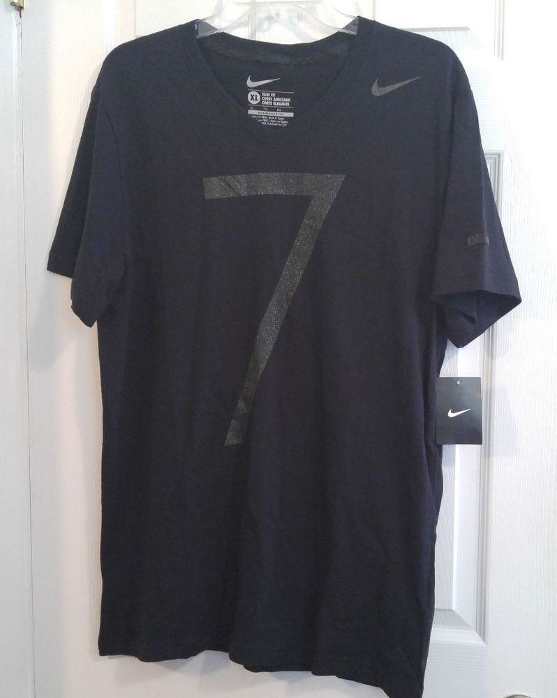785a2a978ab NEW Nike Cristiano Ronaldo CR7 Soccer Shirt V-Neck Slim Fit Mens XL 648352   Nike  ShirtsTops