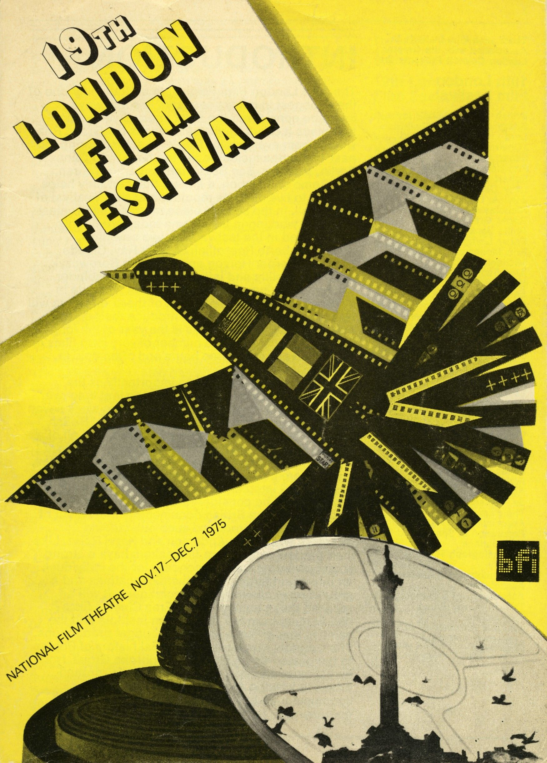 Top 10 London Film Festival Posters Of All Time