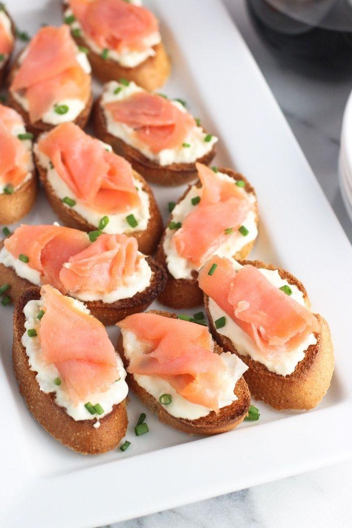 ▷ 1001 + recettes délicieuses de toast apéritif dînatoire