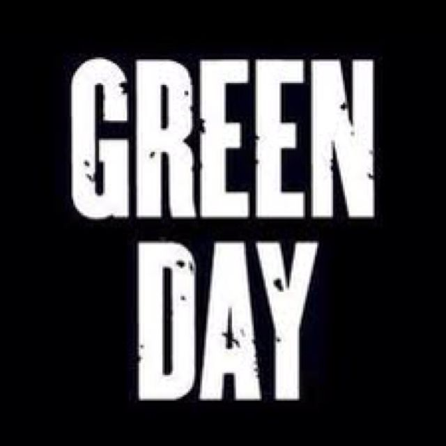 Pin By Krissylizhamil On Music To My Ears Green Day Logo Green Day Green Day Band