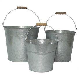 3-Piece Harrelson Bucket Set