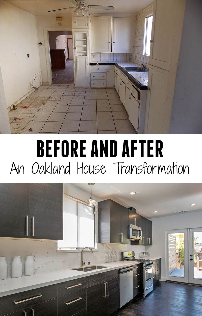 Before & After // Baran Studio Designed A Contemporary