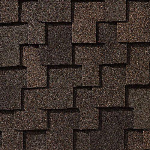 Best Autumn Brown Gaf Designer Roof Shingles Swatch 400 x 300