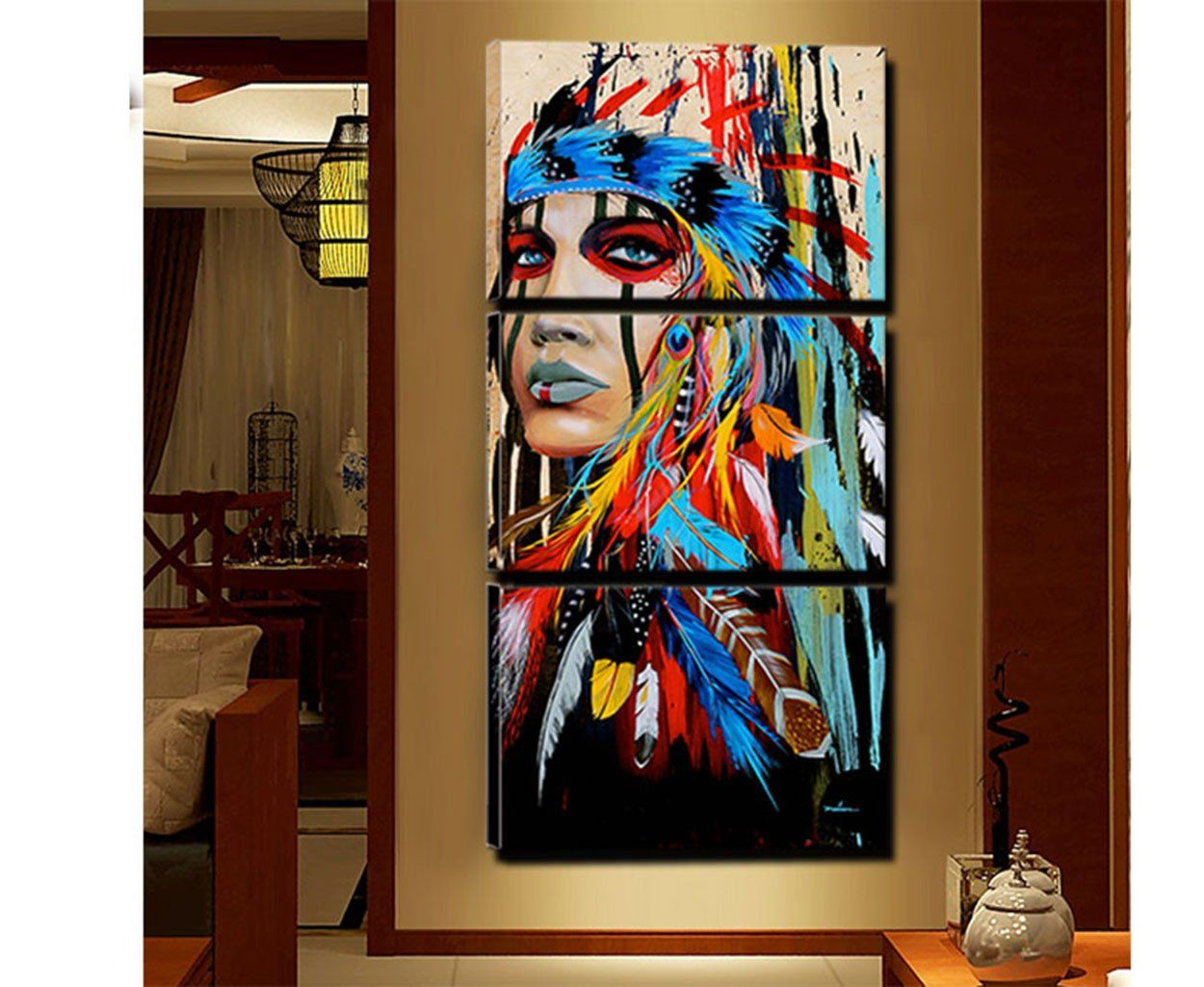 13 Stunning Women Canvas Art Wall Decor Interior Design Walls Play An Outstanding Role In Your House Decor An Customized Canvas Art Canvas Art Canvas Wall Art