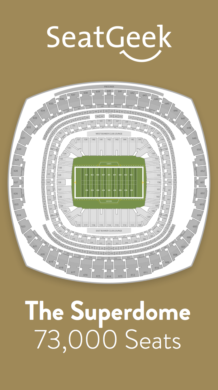 Find The Best Deals On New Orleans Saints Tickets And Know Exactly