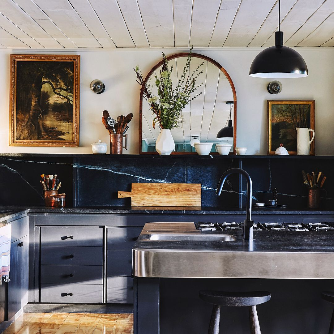 Its Hard To Believe What The Kitchen Thewoodhouselodge Looked Like Before Swipe To See Where We Star Kitchen Interior Kitchen Renovation Home Decor Kitchen
