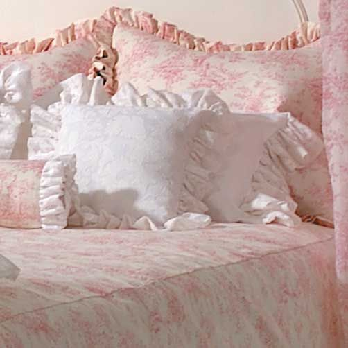 Merveilleux Image Detail For  ... Bedding Accessories Isabella Pink Toile Bedding Room  Decor Accessories